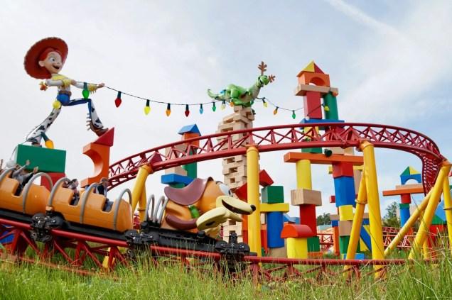 Disney-World-Rider Switch Slinky