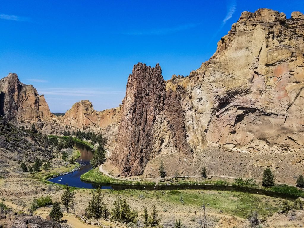 Best State Parks in the USA Smith Rock
