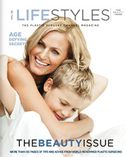 lifestyles plastic surgery magazine