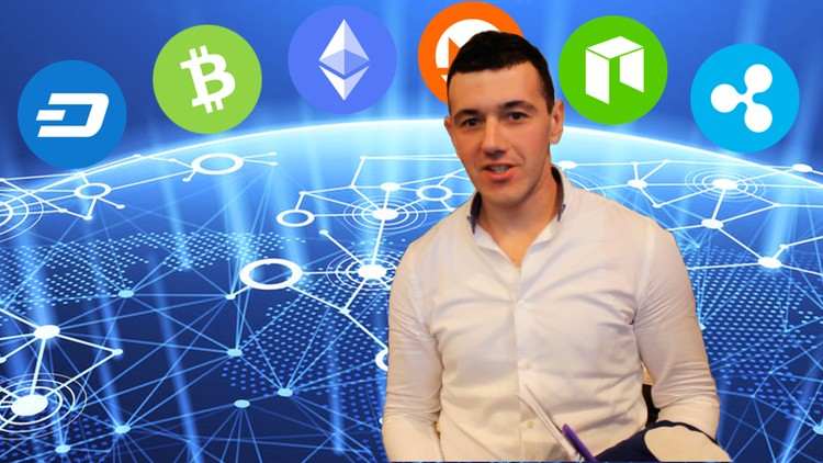 Cryptocurrency All in One Course - Start Make Money on It in 2018 Udemy Coupon 100% OFF