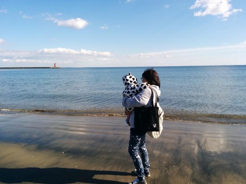 津の海より