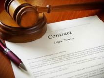 Szerzõdésszegés, kártérítés, fizetési felszólítás - ügyvéd Szolnok