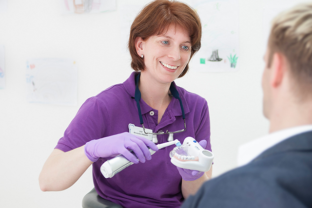 Zahnmedizinische Prophylaxeassistentin (ZMP)