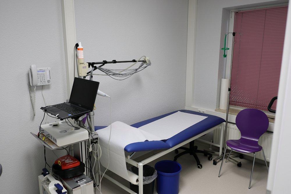 Kreislauflabor und Lungenfunktion