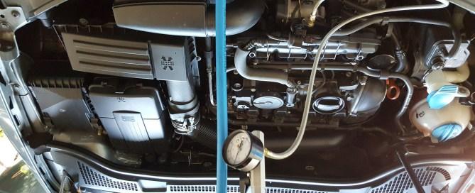 Reinigung für Benzin-Direkteinspritzer