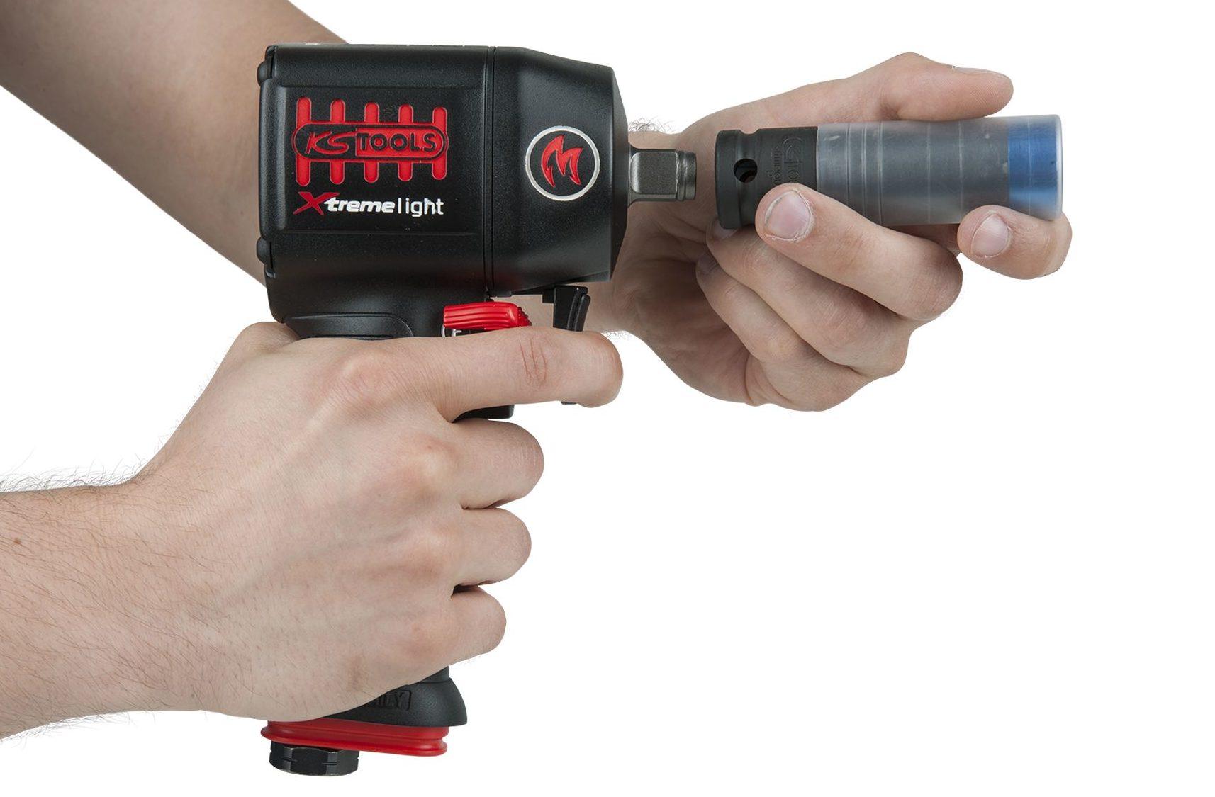 Schlagschrauber miniMONSTER Xtreme light KS Tools