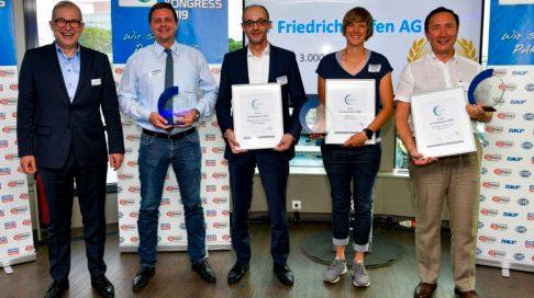 Gewinner Partslife Umweltpreis 2019