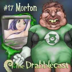 Cover for Drabblecast episode 17, Morton, by Bo Kaier