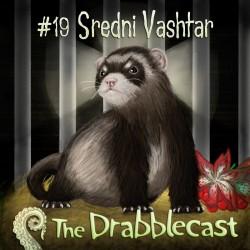 Cover for Drabblecast episode 019, Sredni Vashtar, by Mary Mattice