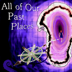Drabblecast cover for All of Our Past Places by Brian Delano