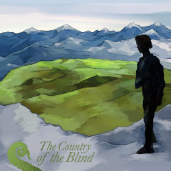 Cover for Drabblecast episode The Country of the Blind by Bo Kaier