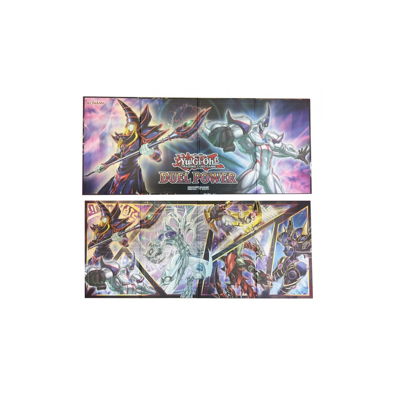 tapis de jeu cartonne le pouvoir du duel yu gi oh acheter vos produits yu gi oh dracaugames