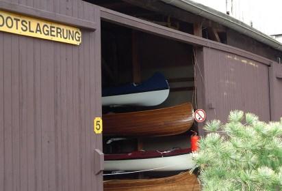 Anleger Bootslagerung klein