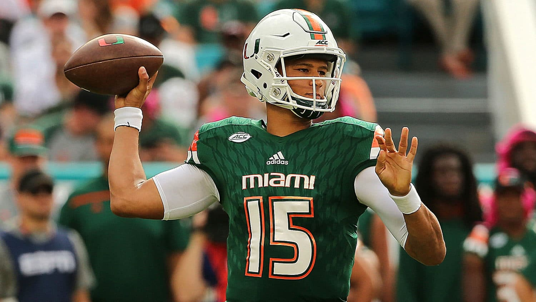Brad Kaaya, QB, Miami