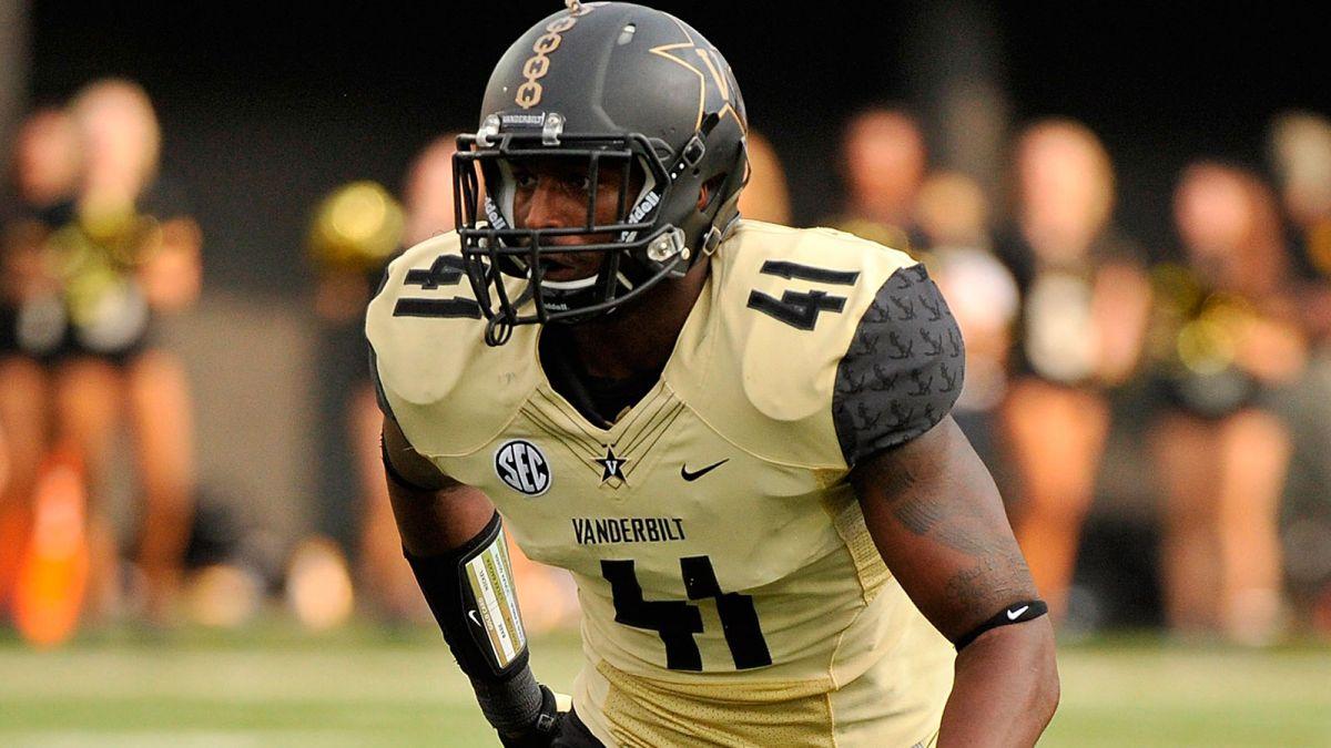 Zach Cunningham, OLB, Vanderbilt