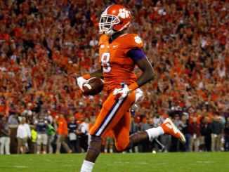 Deon Cain - 2018 NFL Draft