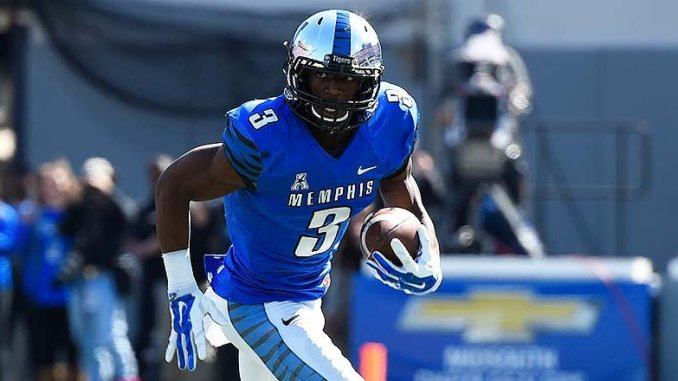 Anthony Miller 2018 NFL Draft