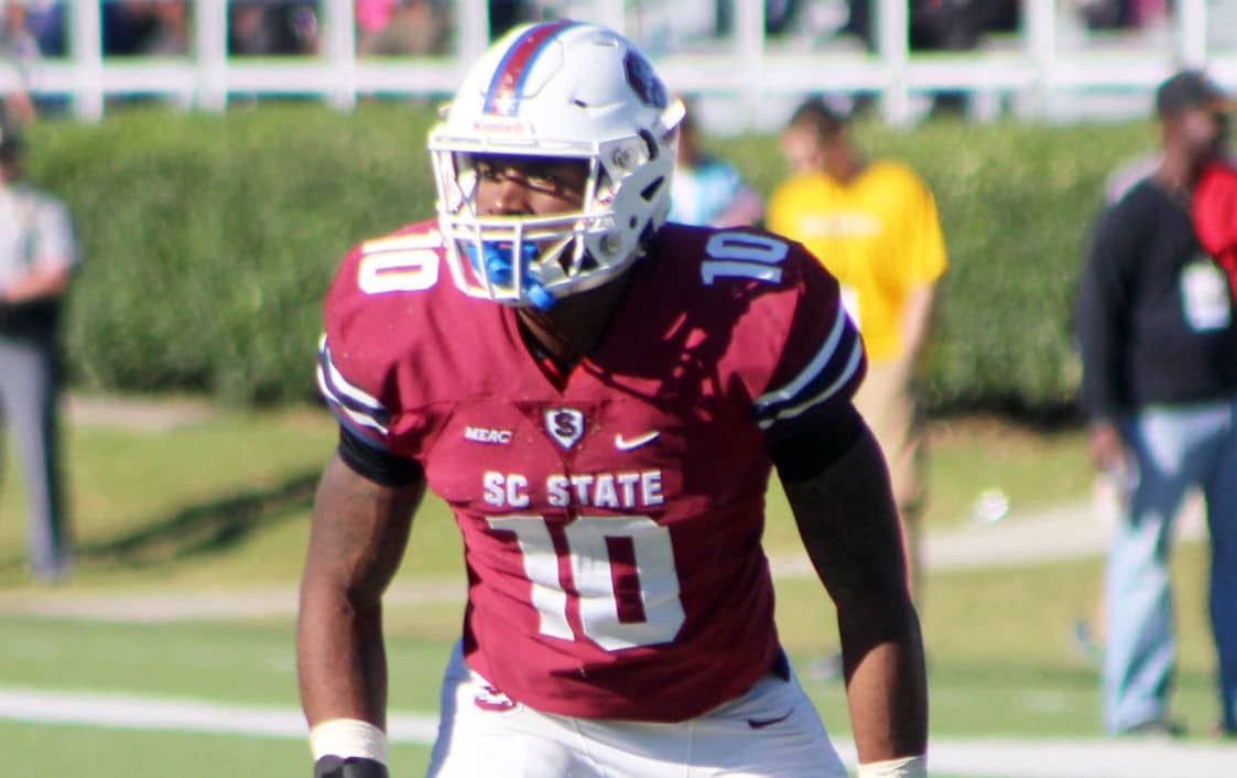 Darius Leonard, OLB, South Carolina State