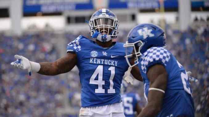2019 NFL Mock Draft - Josh Allen Kentucky