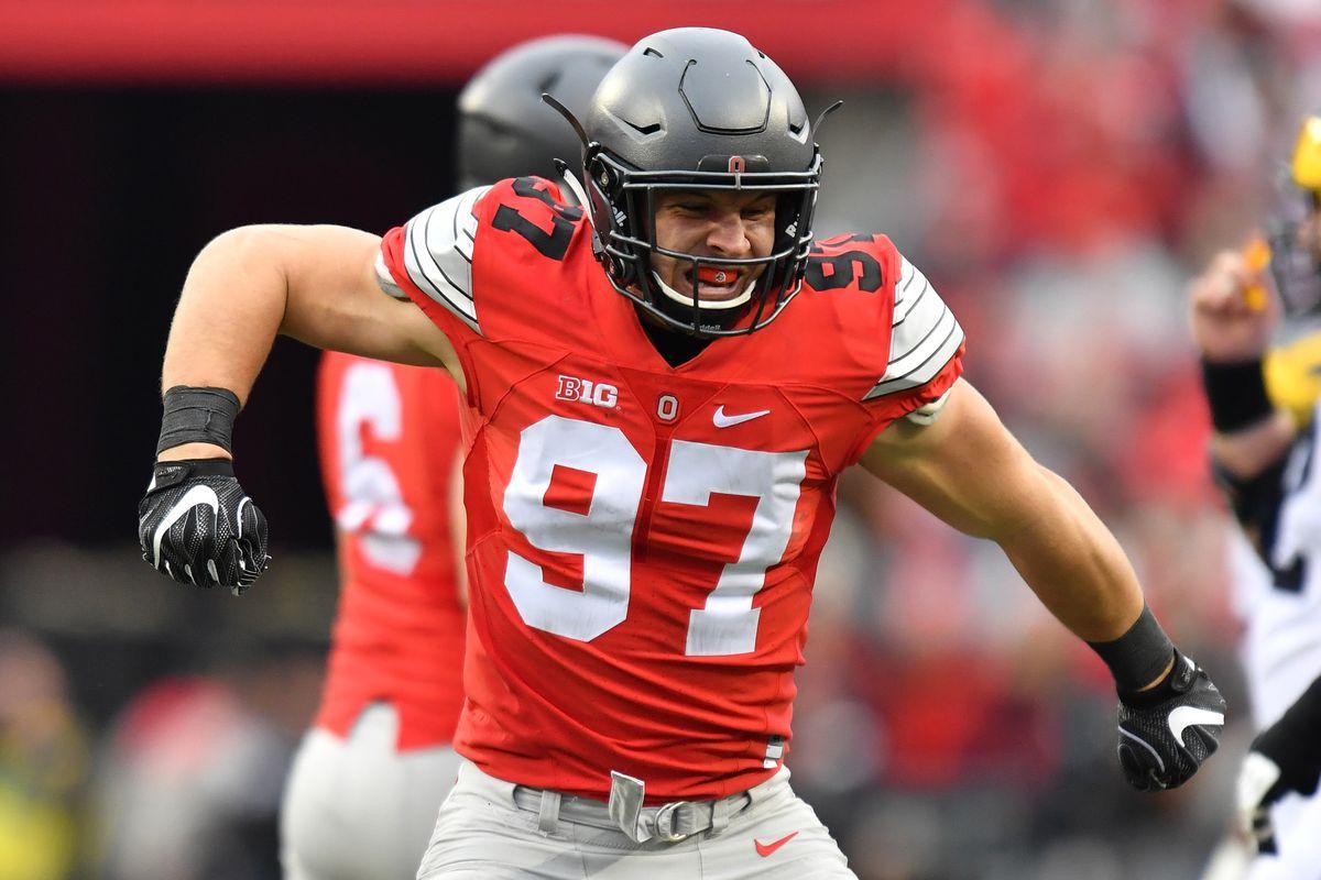 2019 NFL Mock Draft - Nick Bosa