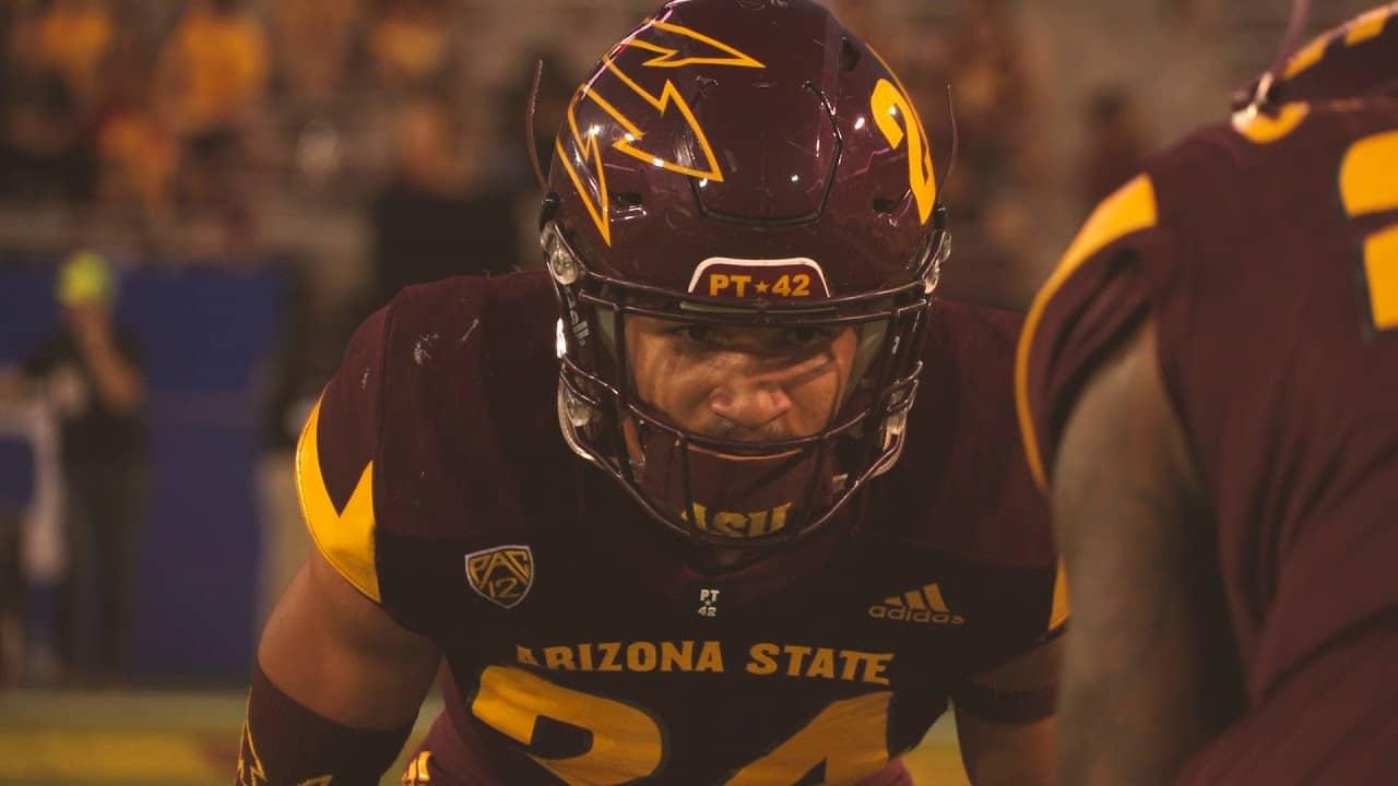 Chase Lucas 2020 NFL Mock Draft