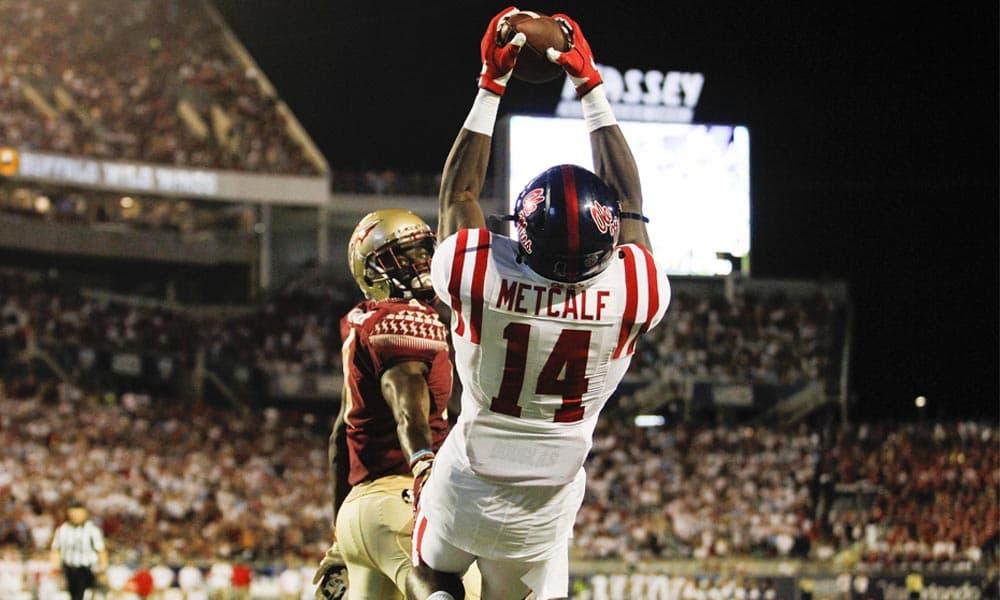 D.K. Metcalf 2020 NFL Mock Draft