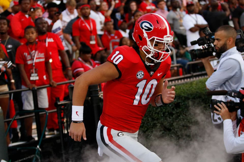 Jacob Eason 2020 NFL Mock Draft