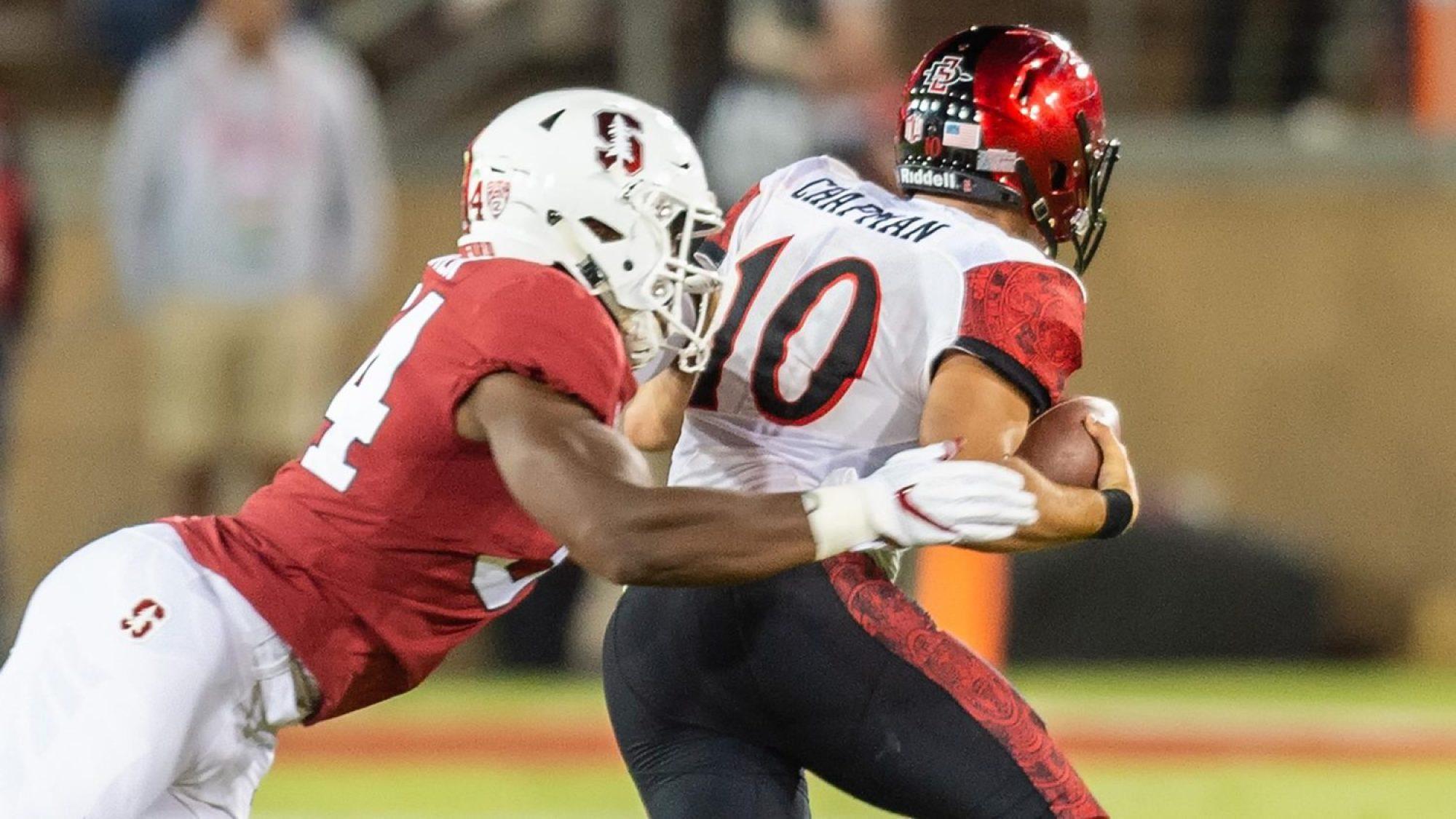 Thomas Booker 2021 NFL Mock Draft