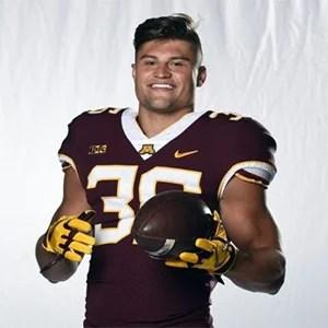 Blake Cashman | Minnesota