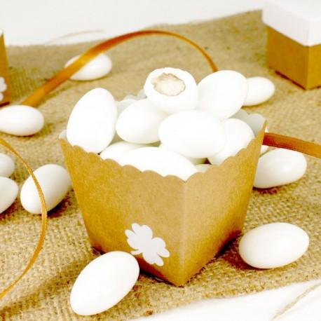 dragees amande blanche 1kg pas cher