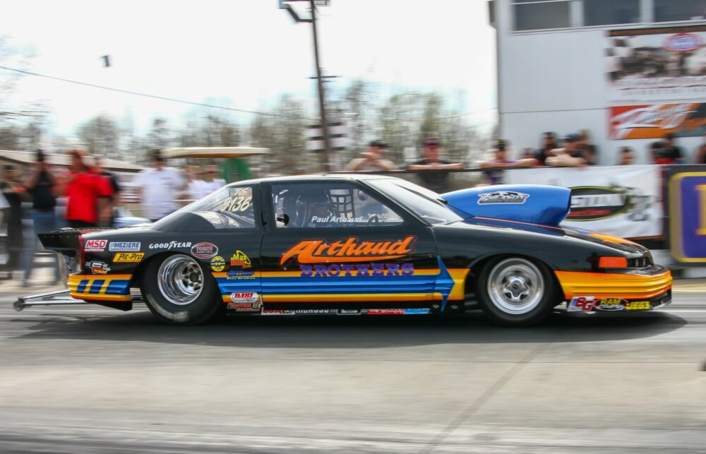 Ted Peters Wins Nostalgia Pro Stock Black Arrow Cup At