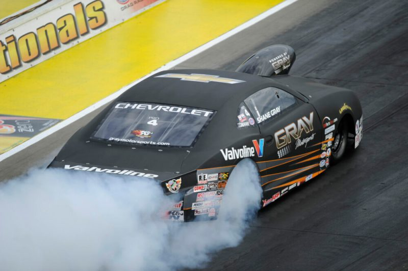 Pro Stock S Shane Gray Ready To Take Consistency A Step Further At