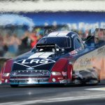 DEFENDING FUNNY CAR EVENT WINNER TIM WILKERSON FOCUSED ON SEASON-LONG CONSISTENCY APPROACHING NHRA ARIZONA NATIONALS