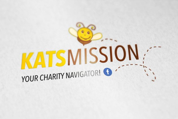 kats mission logo design
