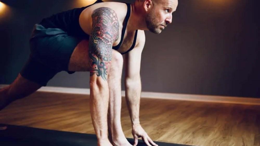David Balfe - Dragn Yoga Founder
