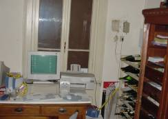 Schleichers Büro