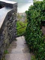 viele Treppen