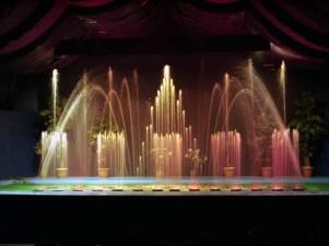 Fontainenshow