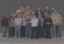 Gruppenbild mit Namen