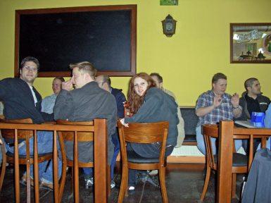 Im und am Pub