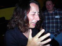 Kaahita und ihr Lieblingsgetränk Tequila Gold