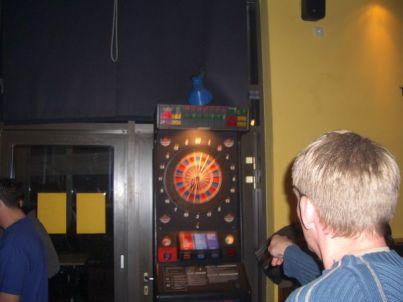 Dart bei Schleicher im Pub