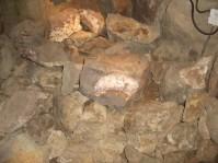 Eine Druse in der Mine