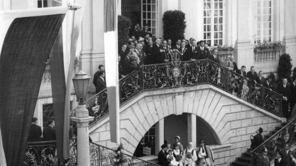 Le Président Charles de Gaulle à Bonn, 4.-5.9.1962