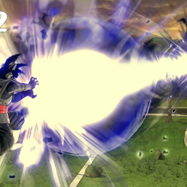 Gokū Black dans Xenoverse 2