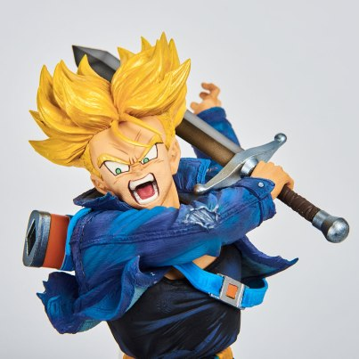 Trunks du futur Super Saiyan
