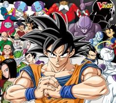 Wallpaper Dragon Ball Super