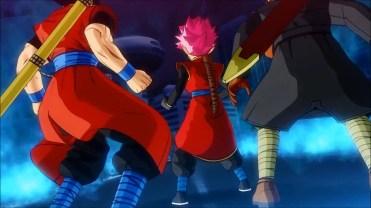 Dragon Ball Heroes God Mission 9 PV