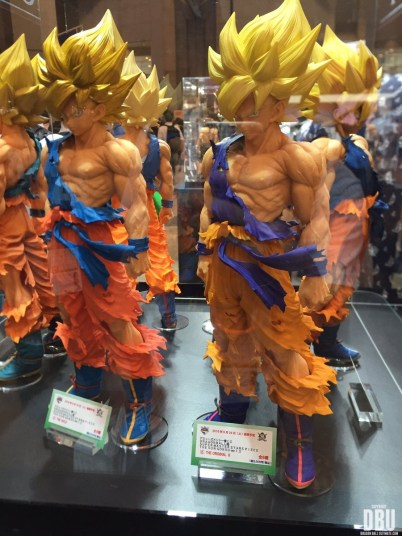 "Dragon Ball Super Super Master Stars Piece ""The Son Gokou"" ver. 1.5"