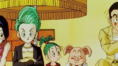 Bra et sa famille